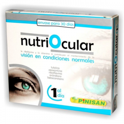 NUTRIOCULAR 30 CAPSULAS PINISAN