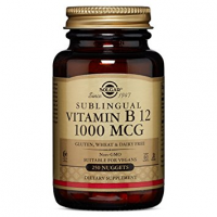 VITAMINA B12 SOLGAR SOLGAR 100 COMPRIMIDOS