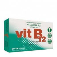 VITAMINA B12 RETARD DE SORIA NATURAL