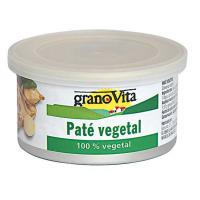 pate vegetal lata 125gr