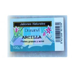 JABON ARCILLA 100 GR