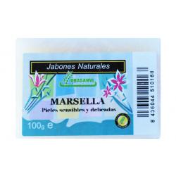 JABON MARSELLA 100GR