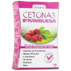 DRASANVI CETONAS DE FRAMBUESA 60 COMP