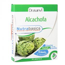 ALCACHOFA 30 CAPS. NUTRABASICS