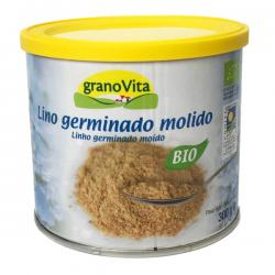 LINO GERMINADO MOLIDO BIO 300GR