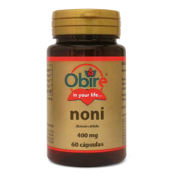 NONI 400MG 60CAPS