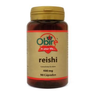 REISHI (MICELIO) 400MG 90CAPS