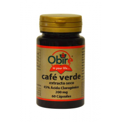 CAFE VERDE (EXT SECO) 200MG 60 CAPS