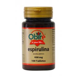 ESPIRULINA 400MG 100TAB
