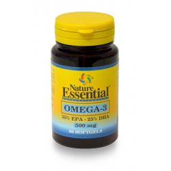NE OMEGA 3 (EPA 35% DHA25%) 500MG 50PERL