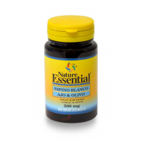 ne espino blanco ajo olivo 500 mg 50 perlas