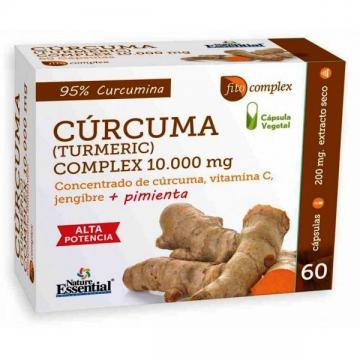 NE CURCUMA COMPLEX 10.000MG 60 CAP