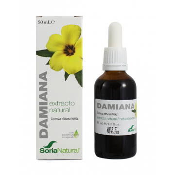 EXTRACTO DE DAMIANA 50 ML