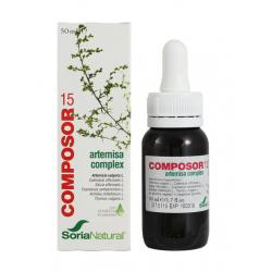 COMPOSOR 15 ARTEMISA COMPLEX 50 ML