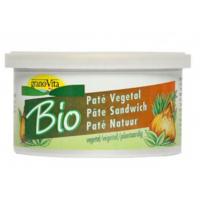 pate vegetal bio lata 125gr