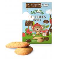 galletas biocookies baby 150 gr y 6meses