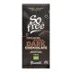 so free chocolate al cacao intenso 87 bio vegano 80gr