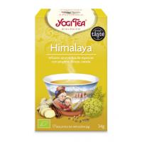 yogi tea himalaya bio 17 bolsitas