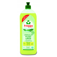 lavavajillas limon ecologico froggy 750ml