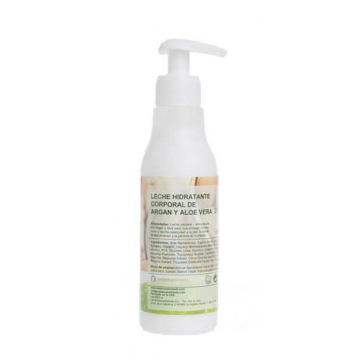 LECHE HIDRAT. ARGAN Y ALOE 250ML