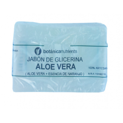 JABON T ALOE VERA Y ESENCIA NARANJA 100GR