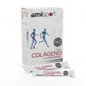 COLAGENO CON MAGNESIO AMISPORT FRESA 20 STICKS