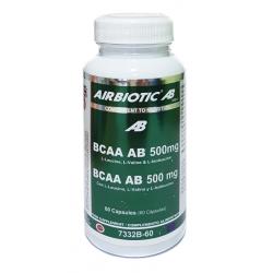BCAA AB 500MG 60CAPS