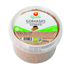 GOMASIO Tarrina pequeña BIO CCPAE 120 g