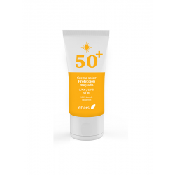 PROTECTOR SOLAR FACIAL 50 PLUS 50ML