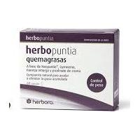 HERBOPUNTIA QUEMAGRASAS 60 CAPSULAS HERBORA