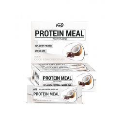 BARRITA COCO CHOCOLATE PROTEIN MEAL 35GRX12UNI