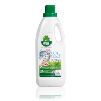 detergente ropa bebe ecologico 1500 ml