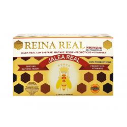 REINA REAL INMUNIDAD 20 AMP 10ML