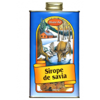 SIROPE DE SAVIA 100% PURO MADALBAL 500 ML.
