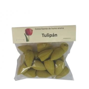Conos Reflujo Tulipán