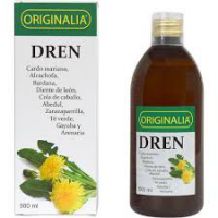 DREN ORIGINALIA JARABE 500ML INTEGRALIA