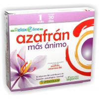 AZAFRÁN MÁS ÁNIMO PINISAN 30 CAP