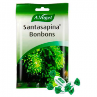 CARAMELOS SANTASAPINA BONBONS TOS100GR A VOGEL BIOFORCE