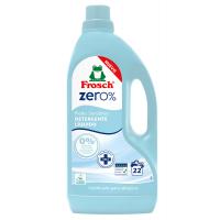 detergente liquido pieles sensibles frosch zero 750ml