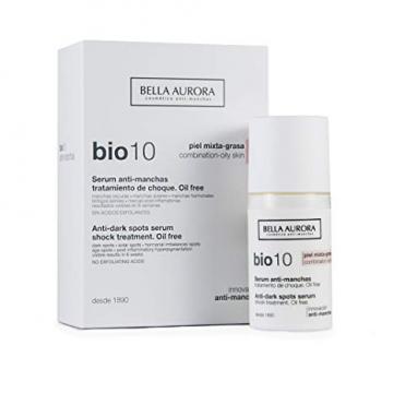 bio10 Serum anti-manchas pieles mixtas/grasas tratamiento intensivo para piel mixta/grasa 30ml