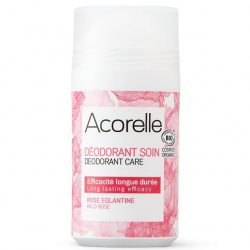 DESODORANTE ROLL-ON ROSA SILVESTRE BIO ACORELLE 50ml