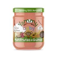 potito bio multifrutas y quinoa 195 gr y 4meses