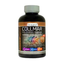 COLAGENO COLLMAR CHOCO GALLETA MASTICABLE 180 Comp