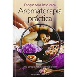 AROMATERAPIA PRŒCTICA LIBRO+DVD TERPENIC