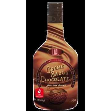 CREMA DE CHOCOLATE CON ALCOHOL VEGANO LIAL 700ml
