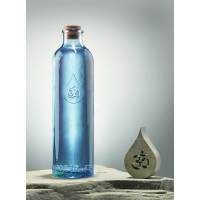 OM WATER BOTELLA AZUL ECOLOGICA SOLNATURAL SOLNATURAL 1,2LT
