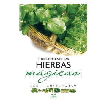 ENCICLOPEDIA DE LAS HIERBAS MAGICAS (edición en ) SCOTT CUNNINGHAM