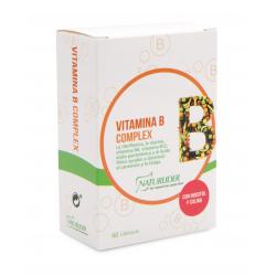 VITAMINA B COMPLEX 60 CAPSULAS VEGETALES