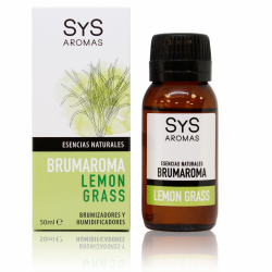 ESENCIA BRUMAROMA SYS 50ml LEMON GRASS