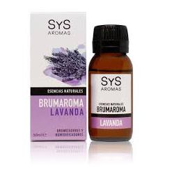 ESENCIA BRUMAROMA SYS 50ml LAVANDA